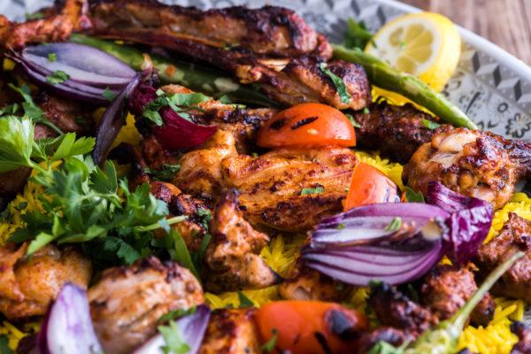 El Fuego Roasted Mediterranean Vegetables